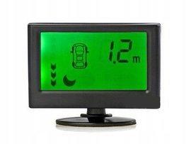 Monitor do czujników parkowania CP12