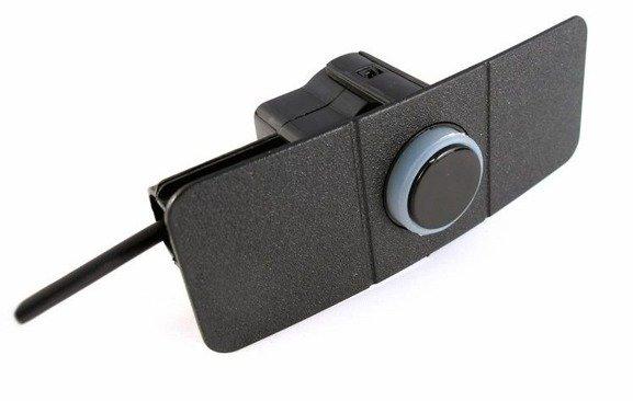 Czujniki cofania montowane jak seryjne, 4 sensory 16,5mm ze złączami serwisowymi + wyświetlacz LED CP11N4W