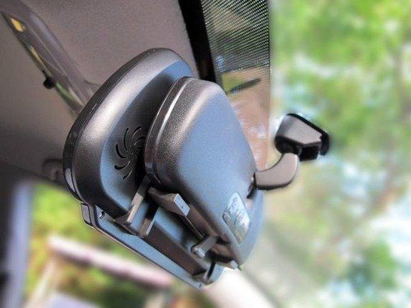 """Kamera cofnia + monitor LCD 7"""" wbudowany w lusterko wsteczne"""