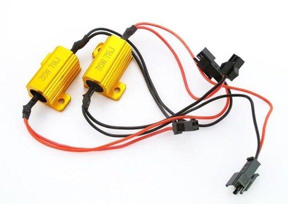 ŚWIATŁA DZIENNE DRL LED + kierunkowskaz  66LED, PY21W BAU15S, P21W BA15S