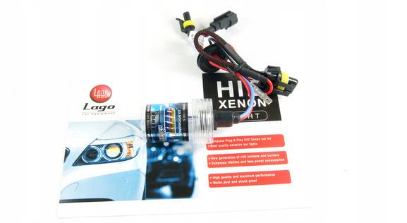 Zestaw HID xenon H1 AC SLIM