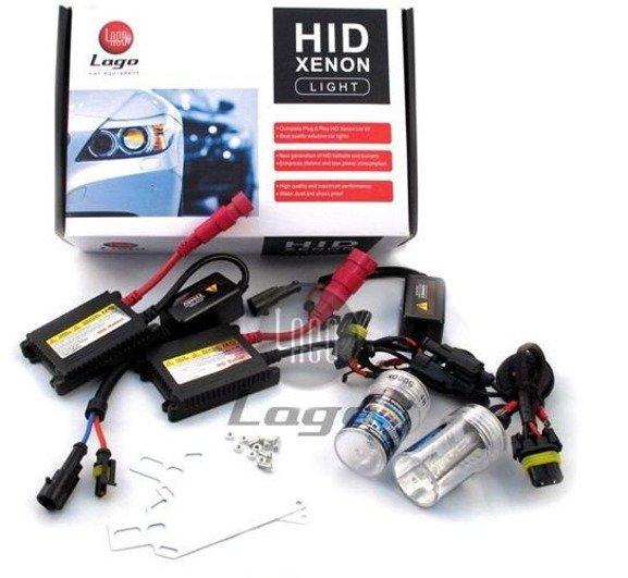 Zestaw HID xenon H7 DC SLIM